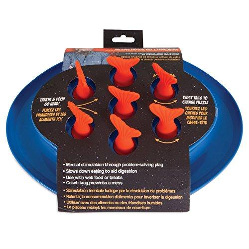 Jackson Galaxy Go Fish Slow Feeder Puzzle Bowl Buy