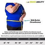 BraceAbility Plus Size Bariatric Abdominal Stomach
