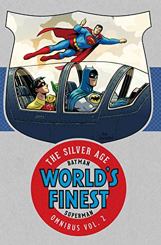 Batman & Superman in World's Finest: The Silver Age Omnibus Vol. 2 ()