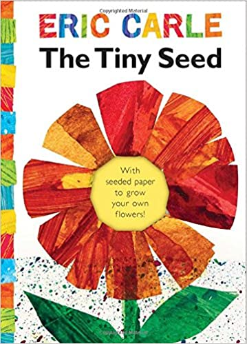 The Tiny Seed (The World of Eric Carle): Carle, Eric, Carle, Eric ...