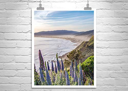Stinson Beach Photograph, Marin County Picture California Beach Art Print