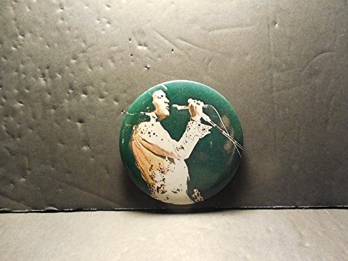 ii By Satellite Pinback Button ()