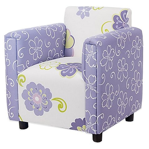 Modern, Chic Style with this Upholstered Child's Chair by Generic (Image #1)