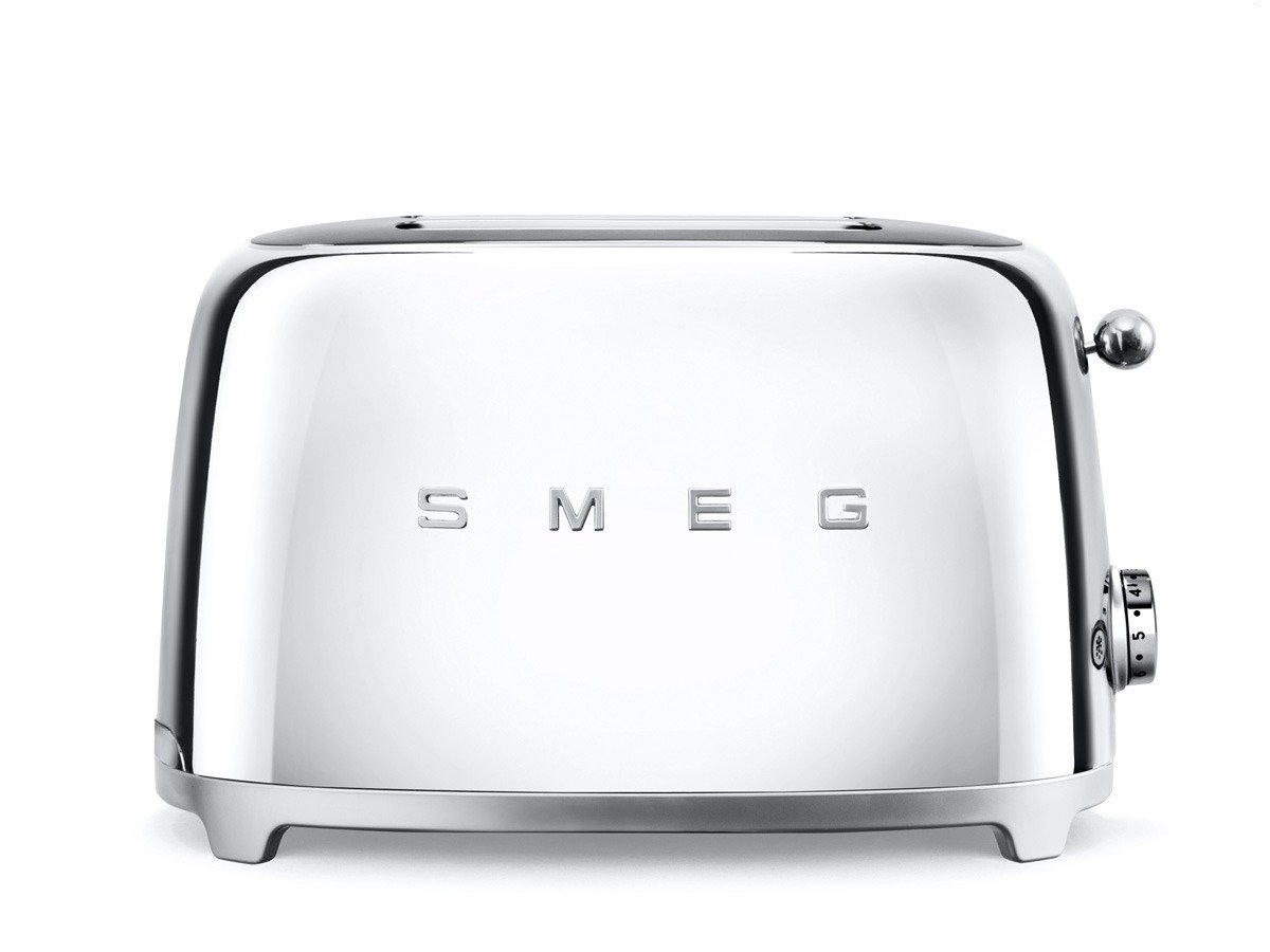 Smeg TSF01SSEU tostadora estilo retro