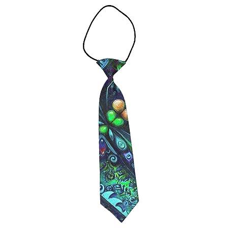 INWANZI - Corbata elástica para niños para Fiesta de graduación en ...