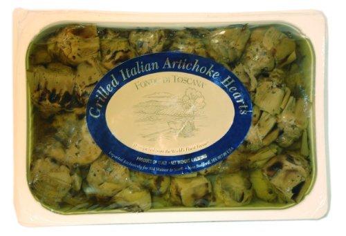 Fondo di Toscana Grilled Italian Artichoke Hearts, 4.4 Pounds