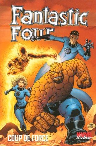 comics essentiel quatre fantastique