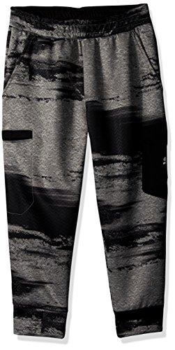(PUMA Men's Nocturnal Energy 3/4 Pants, Black S)