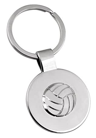 Ten Llavero de Voleibol de Metal cod.EL7836 cm 3,5x7,8x0,5h ...