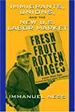 Immigrants, Unions, and the New U. S. Labor Market, Immanuel Ness, 1592130402