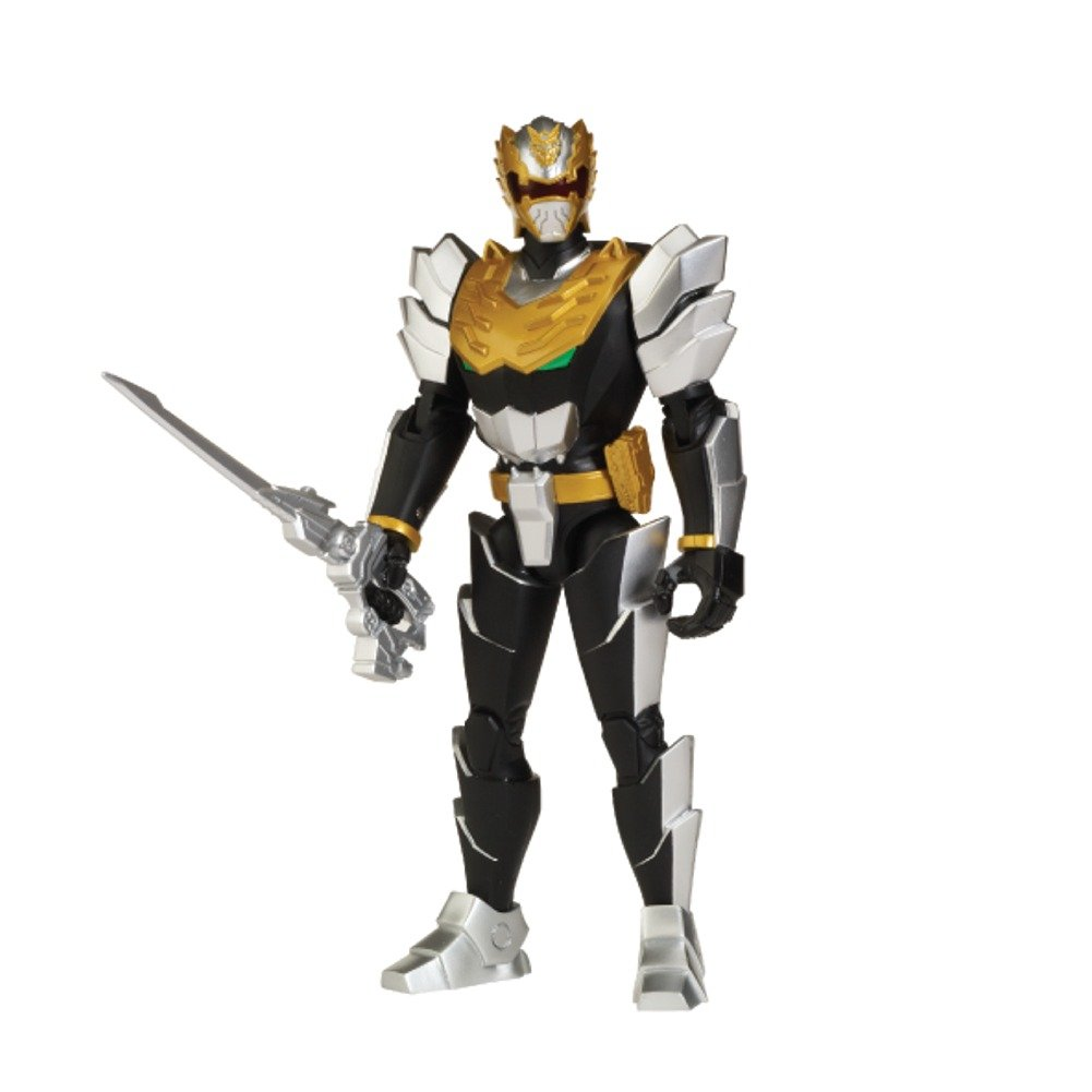 Amazon.com: Power Rangers Megaforce Deluxe SFX Robo Knight Power ...