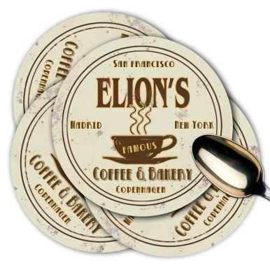 elions-coffee-shop-bakery-coasters-set-of-4