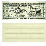 架空紙幣:アンビュラ中央銀行券型