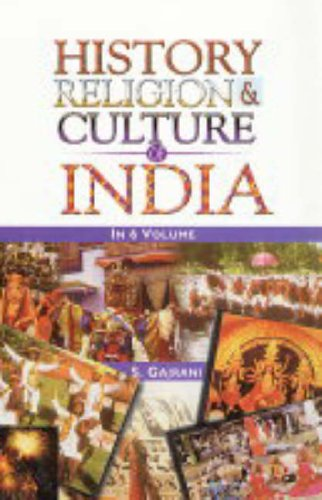 Download History, Religion and Culture of India: v. 4 pdf