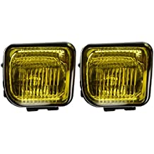 Spec-D Tuning LF-CV96AM-WJ Honda Civic Ex Dx Lx Amber Oem Style Fog Lights, Switch, Relay