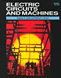 Electric Circuits and Machines, Lister, Eugene C. and Rusch, Robert J., 0028018095