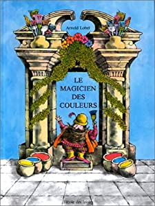 """Afficher """"Le Magicien des couleurs"""""""