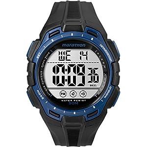 Marathon by Timex Men's Digital Full-Size Resin Strap Watch