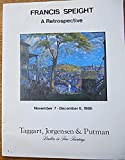 img - for Francis Speight: a Retrospective book / textbook / text book
