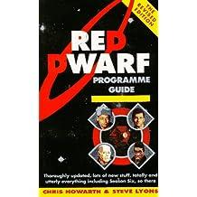 Red Dwarf Programme Guide