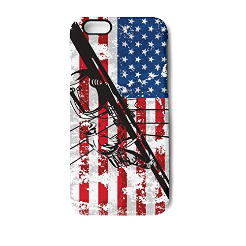 Maloery Rorry American Flag And Electrician Drop Protection