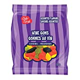 Lady Sarah Wine Gums Gummy Candy 120G Per Bag