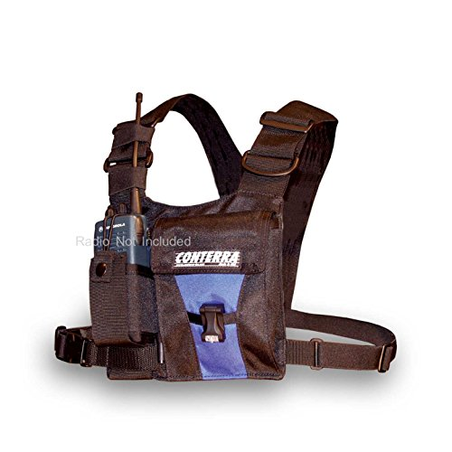 Conterra Adjusta-Pro II Radio Chest Harness by Conterra