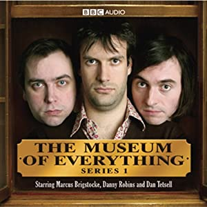 The Museum of Everything Radio/TV Program