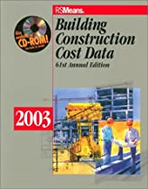 Building Construction Cost Data (Means Building Construction Cost Data)