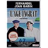 Fernandel : L'Âge Ingrat (Only French Version - No English Options) 1964