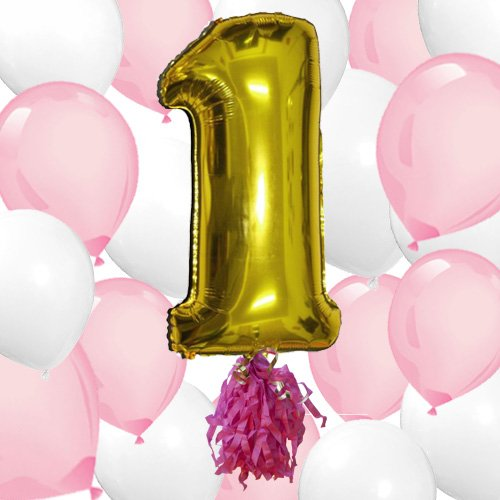 Balloons Birthday Bouquet Washunga Fun product image