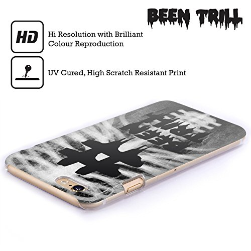 Official Been Trill Rib Cage 3D Scans Hard Back Case for Apple iPhone 5c