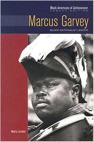 marcus garveys influences