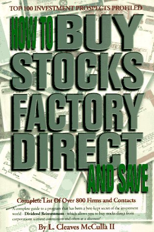 How to Buy Stocks Factory Direct and Save
