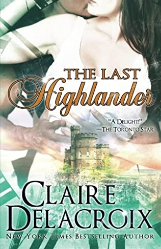 book cover of The Last Highlander