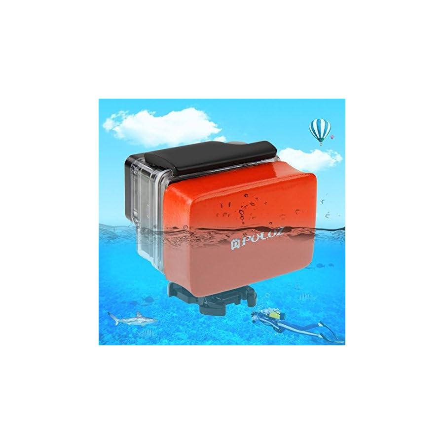 Memela (TM)Floaty Case Cover Sponge Backdoor for GoPro Hero 3 3+ 4 camera