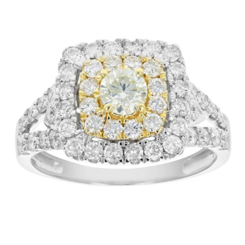 2 cttw Diamond Wedding Engagem