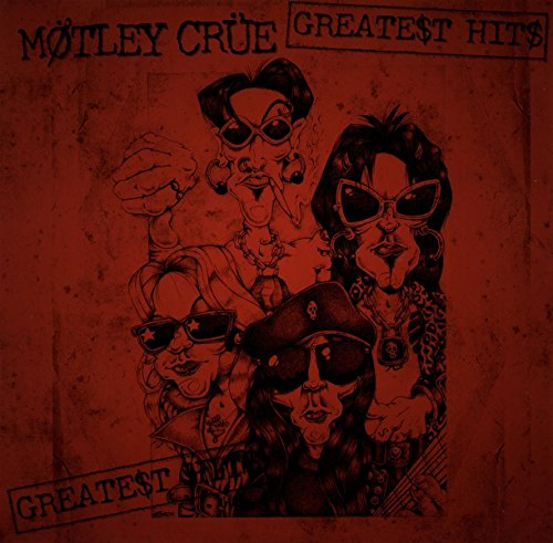 Vinilo : Motley Crue - Greatest Hits (LP Vinyl)