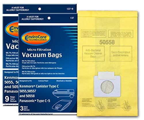 EnviroCare Replacement Vacuum Bags