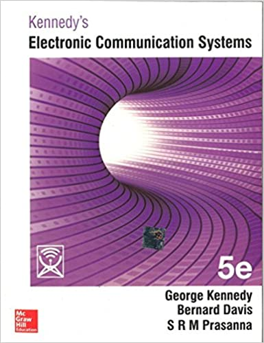 Ebook Electronic Communication Systems By Kennedy
