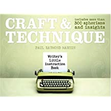 Writer's Little Instruction Book - Craft & Technique