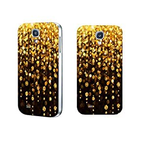 Samsung Galaxy S4 Bling Sparks Fantastic Cover Plastic Cell Phone Cover Hard Case