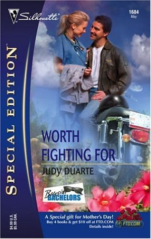 book cover of Worth Fighting for