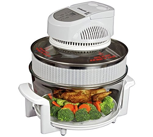 Cookworks - Cazuela Digital Horno Halógeno 1400 W tamaño H33, W41 ...