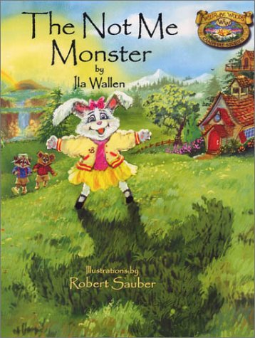 The Not Me Monster (Willowbe Woods Campfire Stories, 2) pdf
