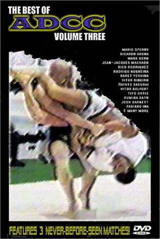 ADCC: Best of ADCC Vol. #3 -