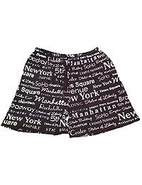 Black New York Boxer Shorts NYC Pajama Souvenir Gift Adult Unisex