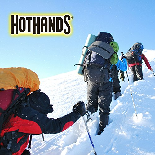HotHands Body Super - Lasting Safe Natural Air Activated Warmers Up of 10 Individual Warmers