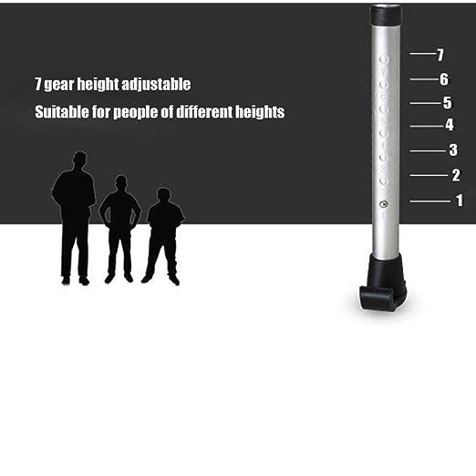 LXYSB Plegable Viejo estándar de Rodillos Walker Cuatro pies de ...