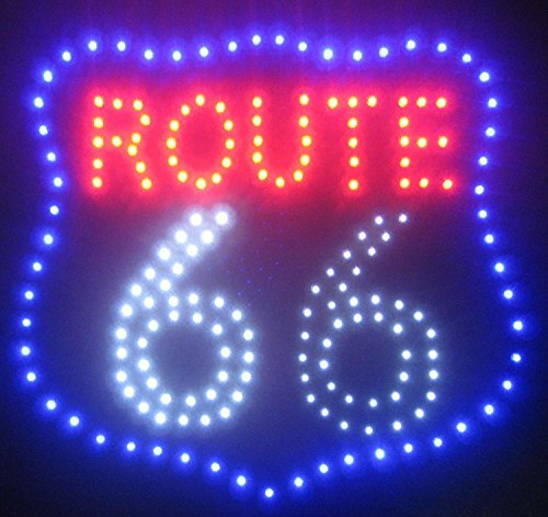 Decorative Novelty LED Signs for Wall Decor, Man Cave, Wet Bar Accessories (19